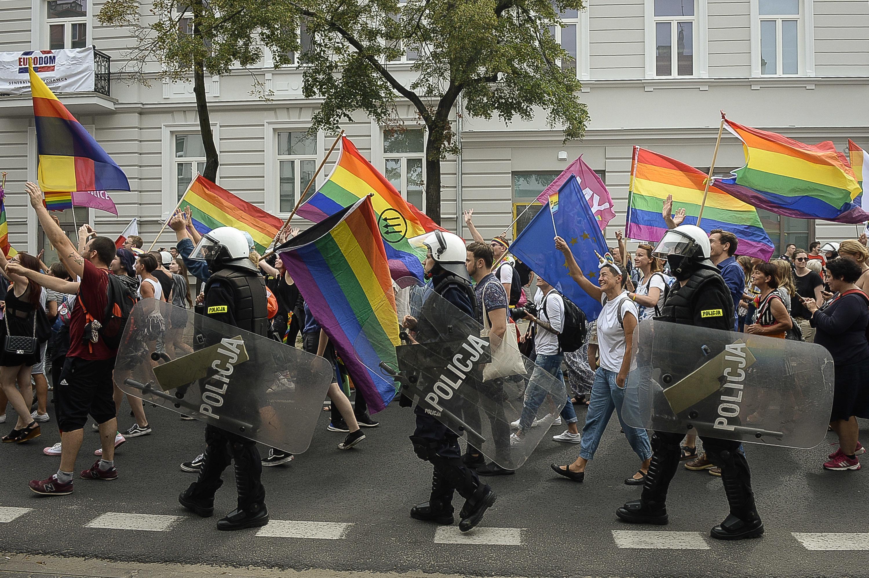Polnische lesben