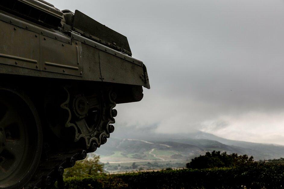 Militarische Eskalation Im Sudkaukasus