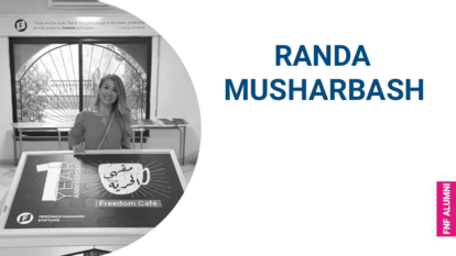 Randa Musharbash