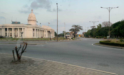 Parlament in Colombo