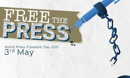 Word Press Freedom Day 2021